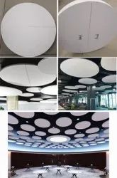 Circle Suspended Cloud Acoustic Ceiling