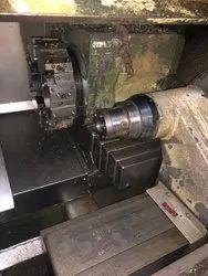 Used CNC Lathe Machine -Biglia - 11 S3 CNC