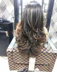 Hair Colour Highlights Services