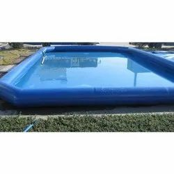 Inflatable swimming water pool