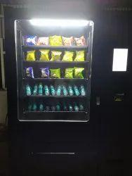 Cold Beverage Vending Machine