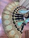 Heavy Embroidered Bridal Lehenga