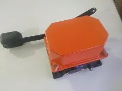 AES Counter Weight Gravity Limit Switch- Aluminium