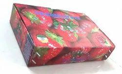 Strawberry Packaging Box, 8.25 X 5.75 X 1.75
