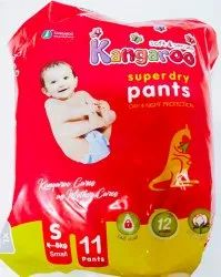 Cotton Disposable Kangaroo Small Superdry Pants, Age Group: Newly Born