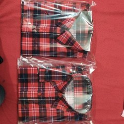 Men'S Formal Check Shirt