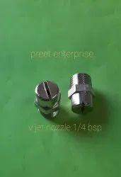 V Jet Nozzle