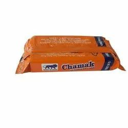 Floral Chamak Detergent Cake, Shape: Rectangle, Packaging Size: 225 Grm + 50 Grm Free