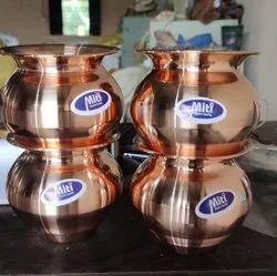 Original Copper lota