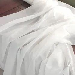 Mal Mal Voile White Cambric Cotton Fabrics
