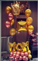 Chaudhry Foil Balloons