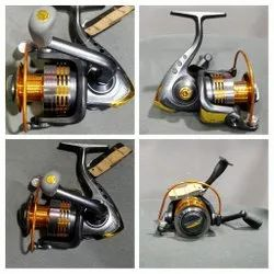 Fishing Rod And Reel, Model Name/Number: Multiplyby3