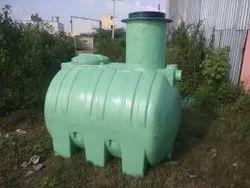 Precast SBR Sewage Water Treatment Plant