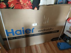 Haier Box Pack New Leds All Size Available