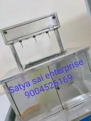Hygienic Pani Puri Machines