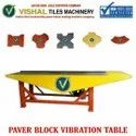 Cement Tiles Vibration Table