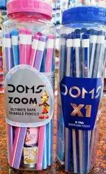 Wood Doms Pencils, For Writing & Shading Purpose