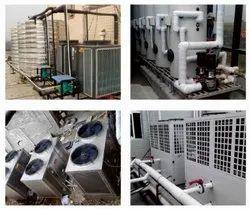 Heat Pump Repairing Service And Installation
