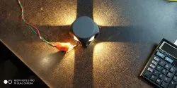 Metal 4 Way Led Wall Light