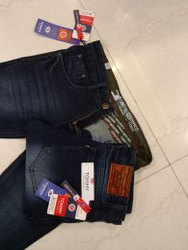 Casual Wear Faded New Denim Jeans