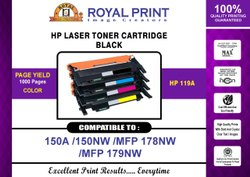 Laser Colour Color Hp 119a / M150 Mfp 178 mfp 179