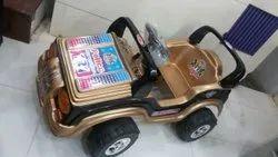 Fiber Kids Pedal Car Police Jeep, No. Of Wheel: 4