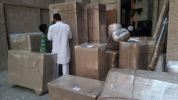 Household Shifting Services, Wooden Box,Corrugated Box