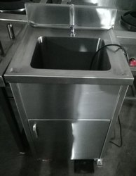 SS Portable Sink