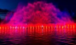 Musical Fountain And Laser Show
