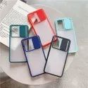 Plastic White Camera Protection Cover, For Mobile Phone