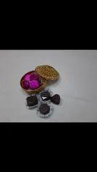 Plain Dark Chocolate Homemade chocolates