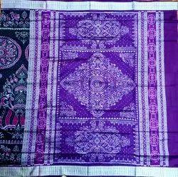 Utkaladitri 6 m (with blouse piece) Sambalpuri Bandha Silk Saree