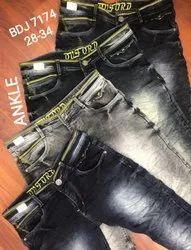 Denim Faded Duford Jeans
