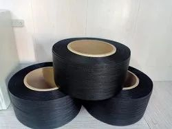 Black PP STRAPPING ROLLS