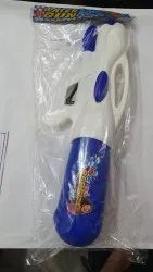 White Holi Kids Water Gun