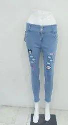 Skinny High Rise Ladies Jeans