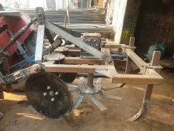 Mild Steel For sugrarcane Sugarcane Ratoon Manager, For Agriculture
