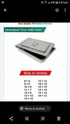 Instrument Surgical Tray
