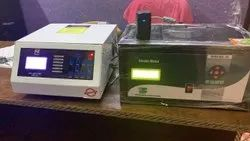 Motor Pollution Equipment PS Instruments 5 Gas Analyser Model Ps-18, Model Name/number: Psp 18
