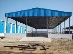 Prefabricated Tin Shed
