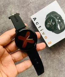 Black,Rose Gold Active 2 Smartwatch