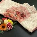 Lucknowi Chikan Saree