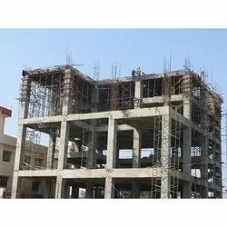 Commercial Building Construction Work