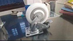 6 X 2 Pp Wheel Heavy Duty Swivel With Brake