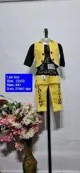 21661 DPS Kids Jeans Capri