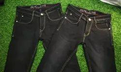 Denim Plain Mens Jeans
