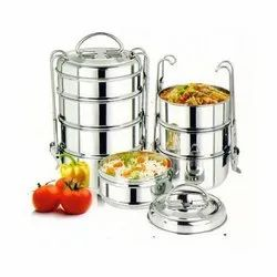 Basic Indian Food Tiffin Services, in Lucknowu
