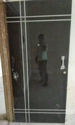 RE717 WPC Door