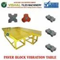 Vibration Tiles Making Vibration Table