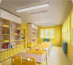 3d On Site School Interior Works, In Bangalore